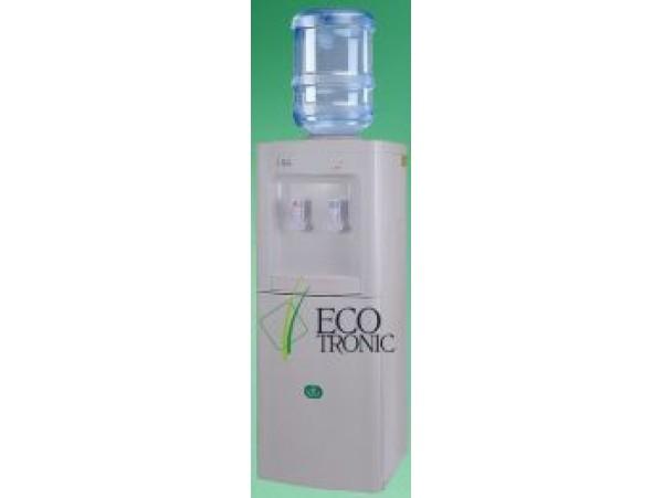 Кулер для воды напольный с холодильником Ecotronic H5-LF
