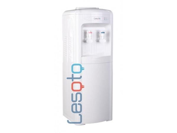 Кулер для воды напольный с компрессорным охлаждением LESOTO 222 L white (Белый)