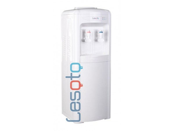 Кулер для воды напольный с электронным охлаждением LESOTO 222 LD white (Белый)