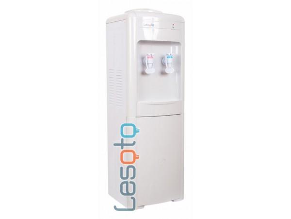 Напольный кулер для воды без охлаждения LESOTO 16 LK white