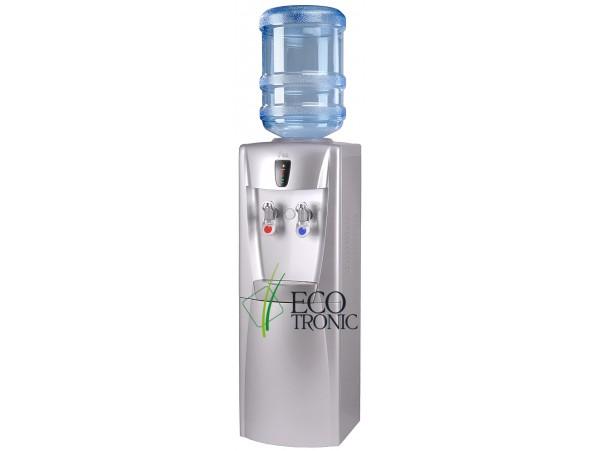 Кулер для воды напольный с холодильником Ecotronic G31-LF
