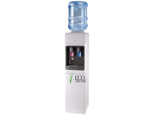 Кулер для воды напольный с электронным охлаждением Ecotronic M7-LCE